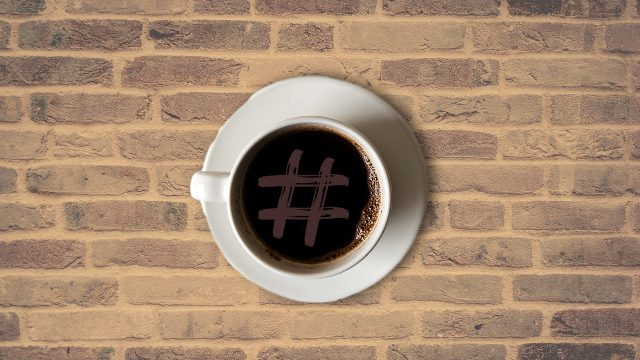 Coffee Hashtags