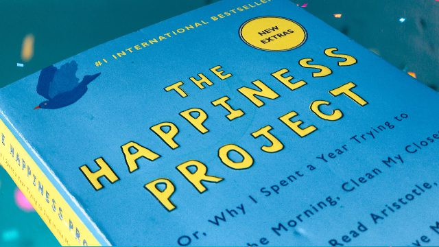 The happiness project summary
